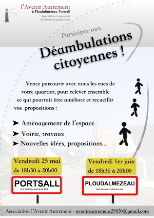 Flyer déambulation citoyenne - A5-1-1